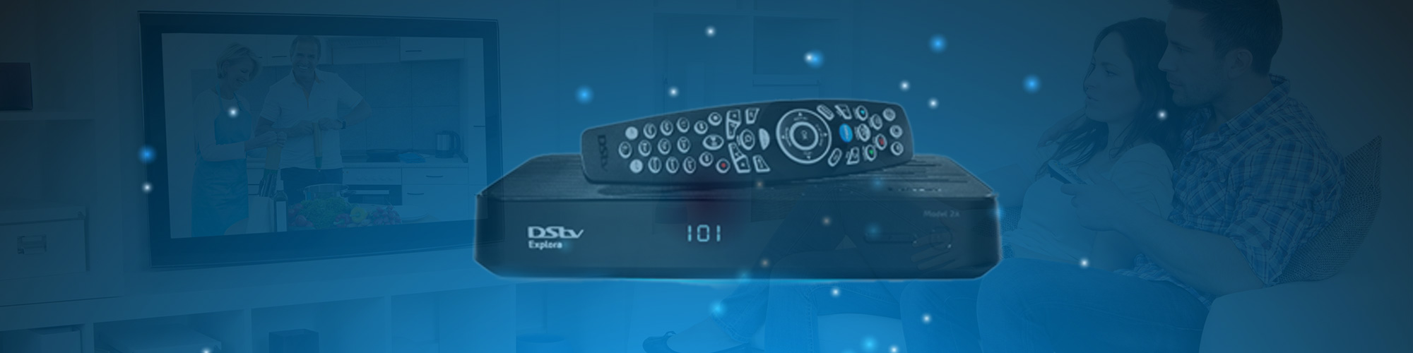 DStv Installations in Johannesburg and Pretoria